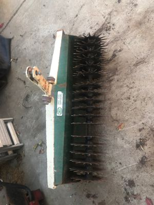 Airator for lawn mower or tractor for Sale in Concord, CA