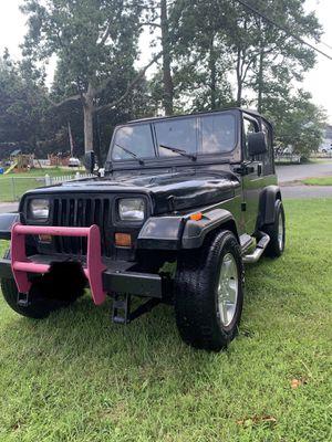 1994 Jeep Wrangler for Sale in White Marsh, MD