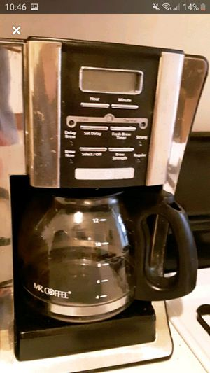 Mr Coffee- Coffee Maker for Sale in Brooklyn, NY