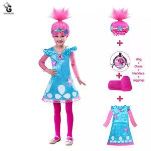 Poppy trolls costume for Sale in Riverside, CA