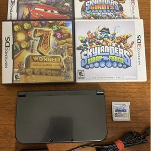 Nintendo 3DS XL And Games Bundle! for Sale in Miami, FL