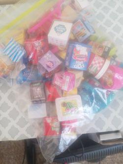 Shopkin Mini Food Containers *No Shopkins Included* for Sale in Smithfield,  RI