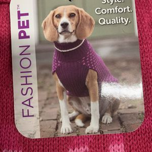 Fashion Pet Coat Comes In Different Sizes Ships Free In USA Only for Sale in Wantage, NJ