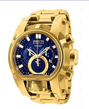 Invicta Bolt Zeus Gold Watch for Sale in Washington, DC
