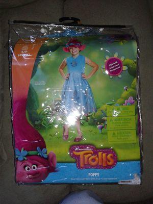 Trolls poppy Halloween costume for Sale in Las Vegas, NV