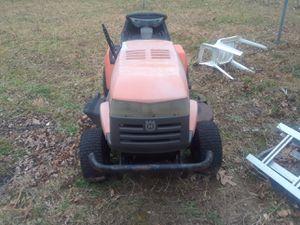 Orange ride on lawn mower for Sale in Monroeville, NJ