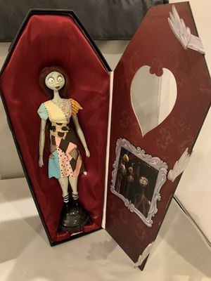 Nightmare Before Christmas LE 2011 Sally Doll for Sale in Azusa, CA
