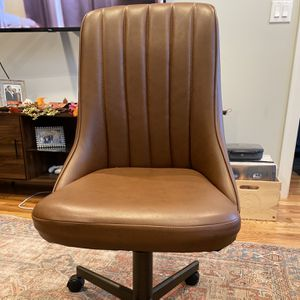 Leather Office Chair for Sale in Chicago, IL