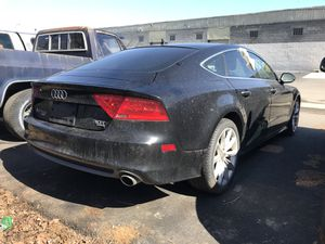 2012 Audi A7 Part Out for Sale in Philadelphia, PA