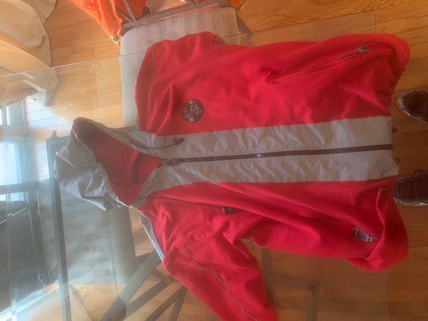 Solbiato jacket size Large