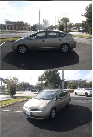 2007 Toyota Prius Hybrid .Save gas! leather for Sale in Hollywood, FL