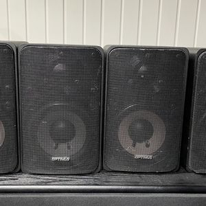 Optimus Pro 7 Speakers (4) for Sale in Chicago, IL