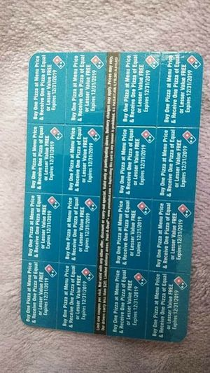 Dominoes coupons for Sale in Kingsport, TN
