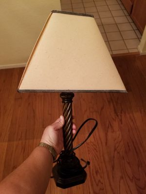 Small table lamp for Sale in Las Vegas, NV