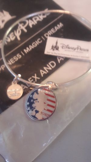 Disney Alex and Ani. Americana Mickey. for Sale in Kissimmee, FL