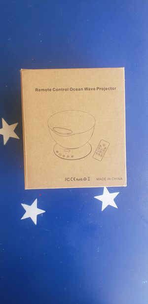 Ocean Wave Projector for Sale in Fresno, CA