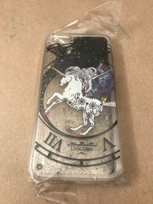 Casé iPhone 5/5s/5se Glitter liquid brand new #4 for Sale in San Bernardino, CA