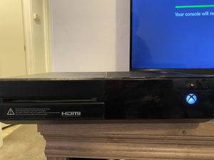 XBOX One for Sale in Tucson, AZ