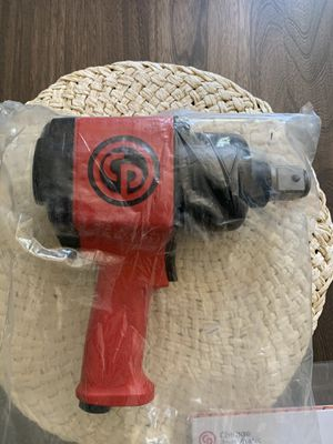 "Chicago Pneumatic 1"" Impact Wrench CP6773 NEW! for Sale in Olmsted Falls, OH"