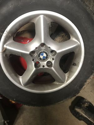 2003 BMW X5 stock Rims for Sale in Silver Spring, MD