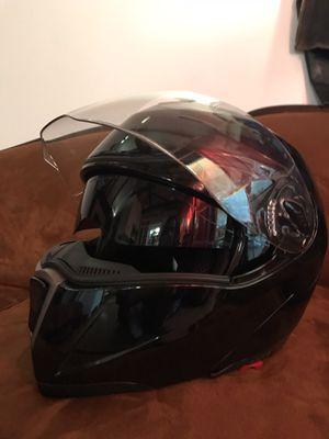 Motorcycle helmet adjustable for Sale in Pasadena, CA