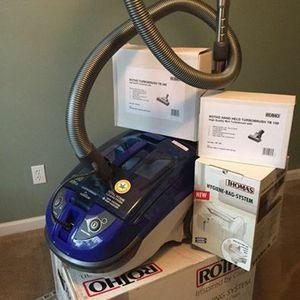 Vacuum Cleaner and Shampooer- Rotho twin tt Brand for Sale in Phillipsburg, NJ