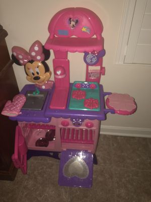 Minnie Mouse kitchen toy for Sale in Boyds, MD