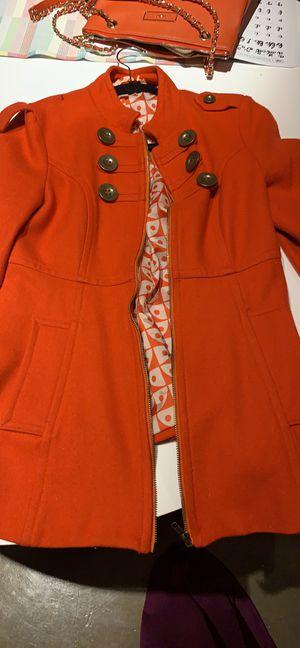 Tulle Orange Coat for Sale in Arlington, VA