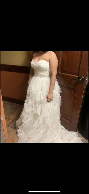 Wedding dress! for Sale in Denver, CO