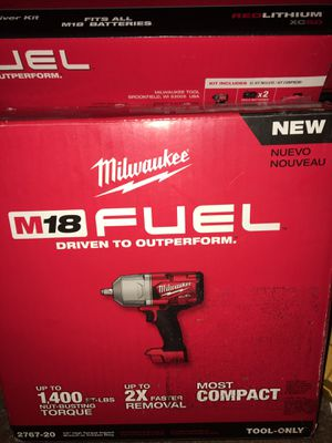Milwaukee new 1400 torke $180 for Sale in Allentown, PA