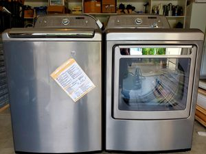 Kenmore elite washer and dryer. for Sale in Beaverton, OR