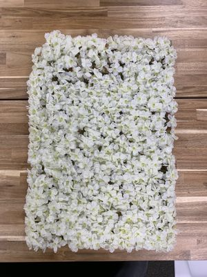 Fake flower wall panels for Sale in South Pasadena, CA