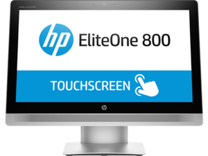 HP EliteOne 800 g2 23-in touch aio desktop computer for Sale in Imperial, PA
