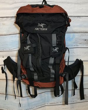 Arcteryx Bora 40 Hiking Backpack Made in Canada for Sale in Santa Ana, CA