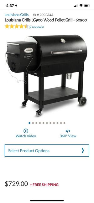Louisiana Grill BBQ Pallet Grill & Smoker for Sale in Anaheim, CA