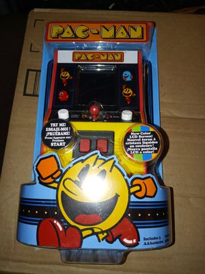 PAC-MAN MINI CLASSIC ARCADE GAME for Sale in Clackamas, OR