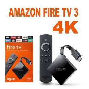 JAILBROKEN FIRE TV 3 4K for Sale in Salem, MA