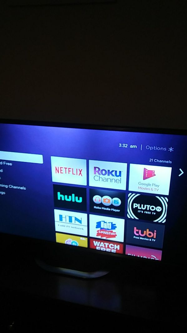 47 in LG 3D Smart TV with remote