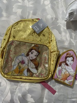 Bell backpack and pencil case for Sale in Downey, CA