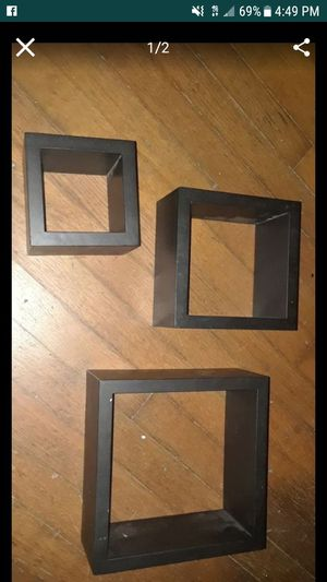Wall shelves 3 piece for Sale in San Antonio, TX