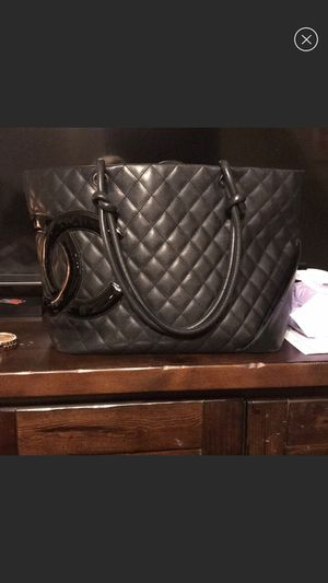 Authentic Chanel CC logo Cambon for Sale in Little Rock, AR