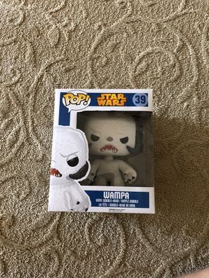 Unopened Wampa Funko Pop for Sale in St. Louis, MO