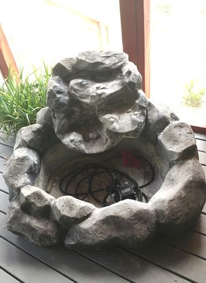 Outdoor fountain for Sale in Live Oak, FL