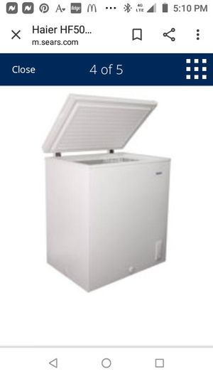 Almost new !! Deep freezer for Sale in Kingsport, TN
