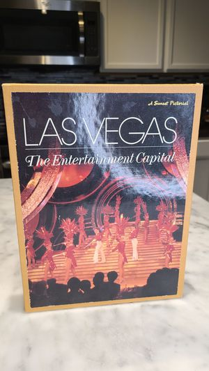 Las Vegas Book (Amazing Coffee table book) for Sale in Henderson, NV