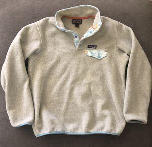 Patagonia Synchilla Pullover Sweater for Sale in San Mateo, CA