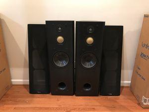 Vintage Infinity Kappa 7.1 series II stereo speakers. W/original box! for Sale in Falls Church, VA