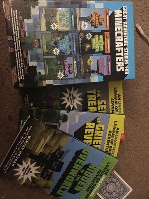 Minecraft books for Sale in Randolph, MA