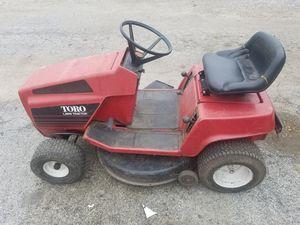 TORO lawn tractor for Sale in Chicago, IL