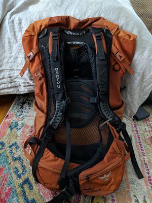 Osprey 60liter Hiking/backpacking backpack for Sale in Orlando, FL